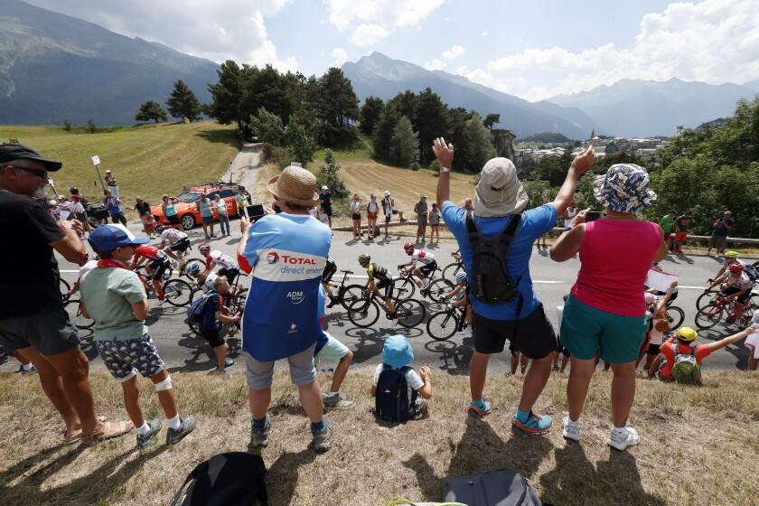 Virus Outbreak Tour de France Still On ?
