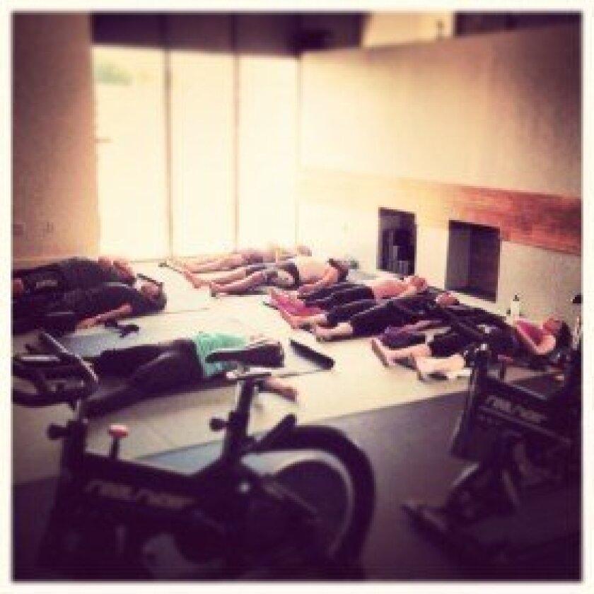 New fitness studio Bonaventour. Courtesy photos