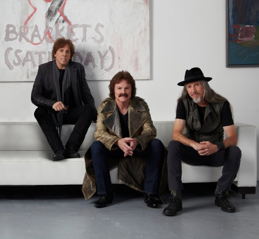 The Doobie Brothers perform Oct. 2 at the annual Concert for the Kids at the Santaluz Club in Carmel Valley. Courtesy photo