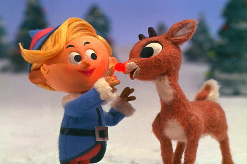 'Rudolph the Red-Nosed Reindeer' (1964)