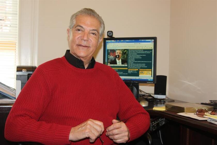 Alex Nogales, presidente y director ejecutivo de la Coalición Nacional Hispana de Medios, (NHMC, en inglés). EFE/Archivo