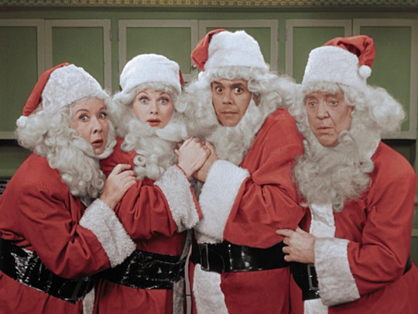 CBS Christmas special