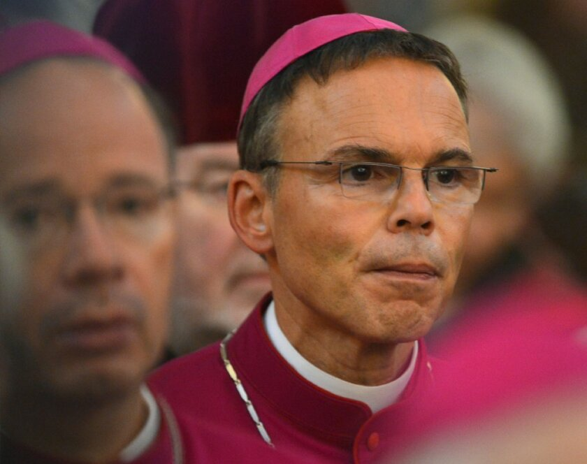 Bishop of Bling out of job