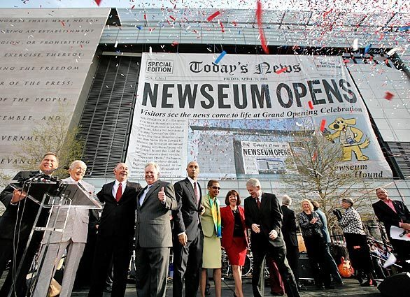 Newseum Washington, D.C.