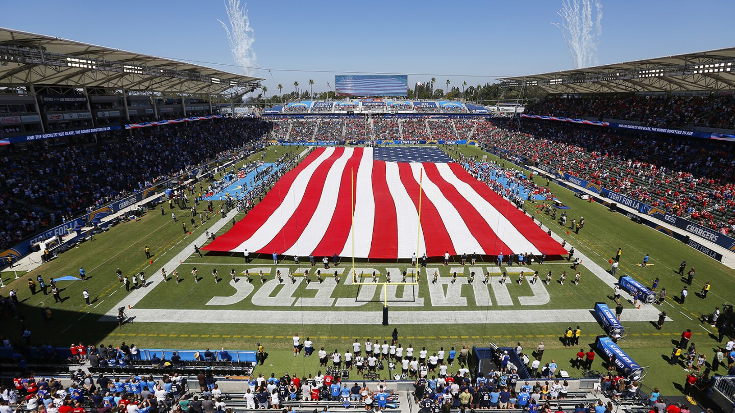 Chargers vs Chiefs 9/9/18