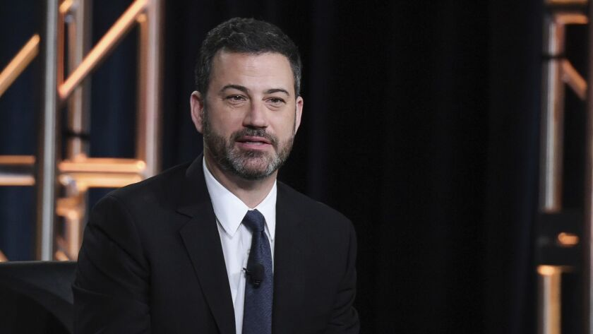 Jimmy Kimmel in 2018