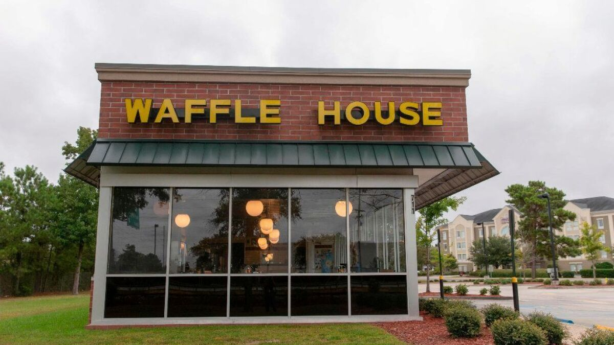 Fema Looks To Waffle House As Hurricane Florence Approaches The