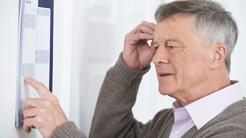 Forgetfulness is part of aging, but a memory screening can tell whether it indicates something more serious.