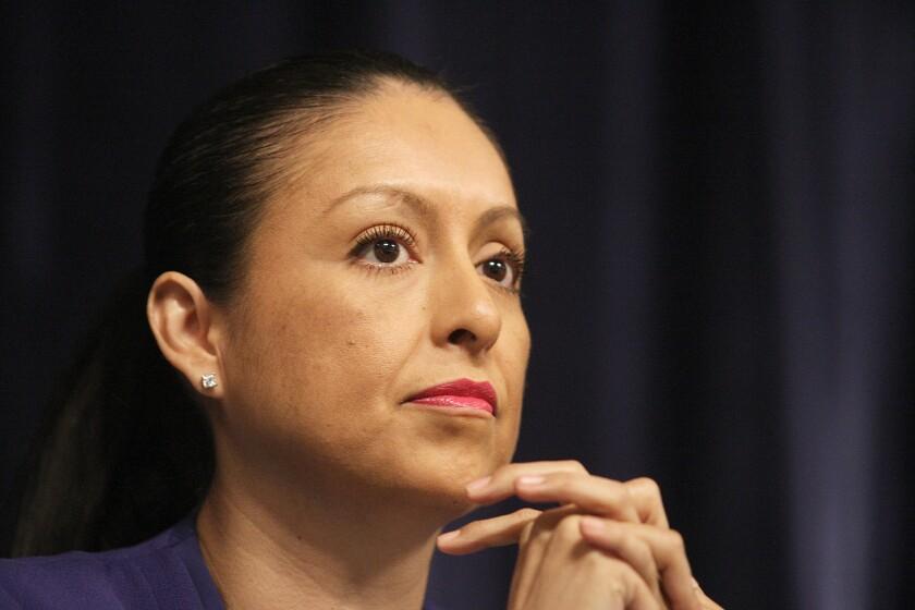 City Councilwoman Nury Martinez