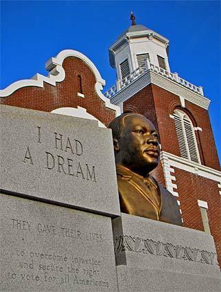 Civil-rights history in Selma, Ala.