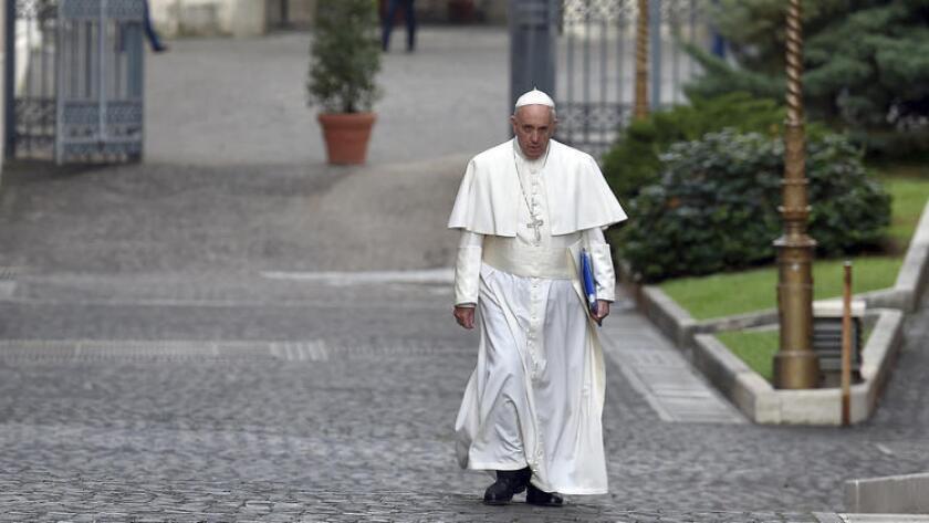 El papa Francisco estará en la capital de México y tres estados más del país durante una visita que tiene prevista realizar en el primer trimestre del 2016.