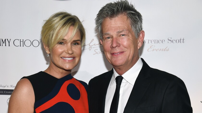 """""""Real Housewives of Beverly Hills"""" star Yolanda Foster and Grammy-winning producer David Foster say they are splitting up."""