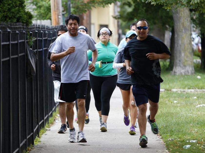 Los latinos, con un 13 %, presentaron la tasa más alta de depresión en Nueva York en el 2016, donde aproximadamente 548.000 adultos sufrieron en ese año de esta enfermedad, reveló hoy el Departamento de Salud de la ciudad. EFE/Archivo