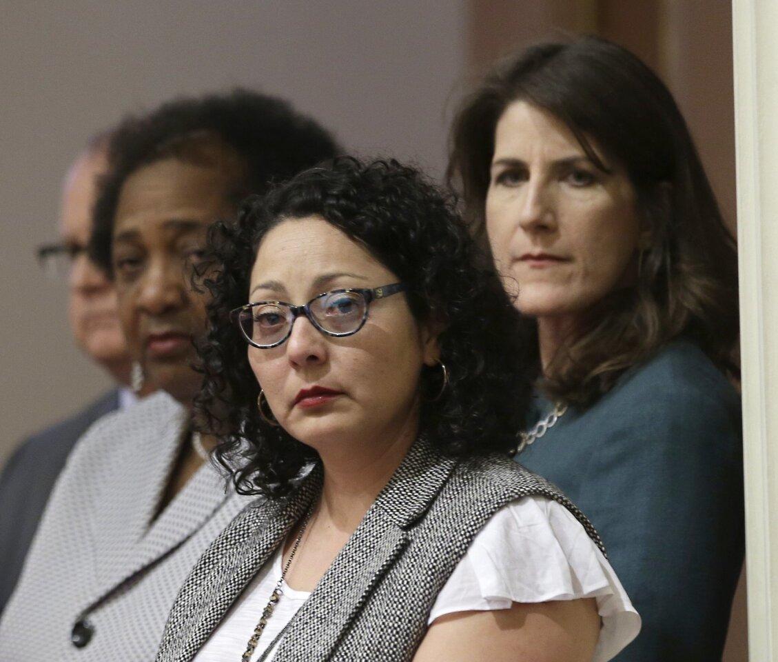 Some state legislatures losing women