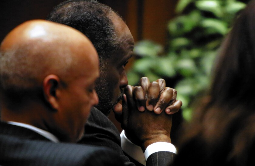 State Sen. Roderick Wright was found guilty of lying about his residency.