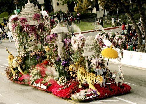 """Rose Parade: """"Preservation Celebration"""""""
