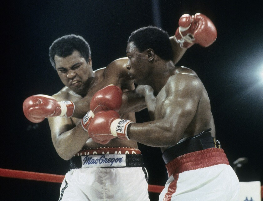 Muhammad Ali v Trevor Berbick