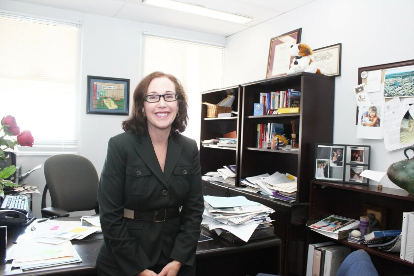 Julie Dubick winds down her days in the mayor's office.