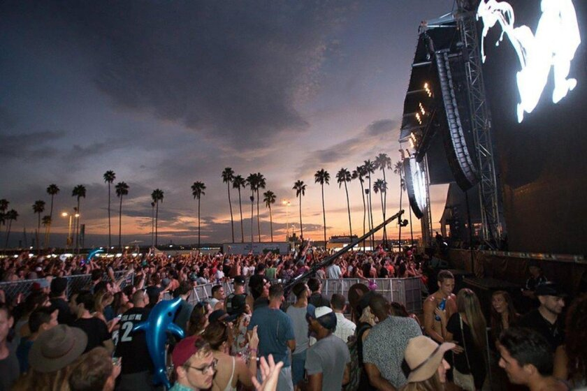 CRSSD Festival Day Two. Arlene Ibarra photo