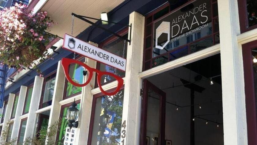 Daas Optique by Alexander Daas, downtown