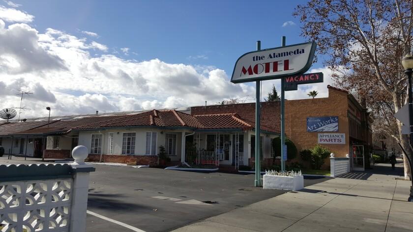 Alameda Motel in San Jose