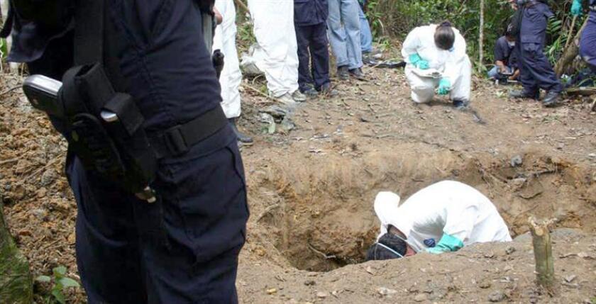 Hasta la fecha hay registradas en Nayarit 173 denuncias de personas desaparecidas, 94 de ellas aún sin localizar, mientras que 63 fueron encontradas con vida y 16 fallecidas. EFE/Archivo