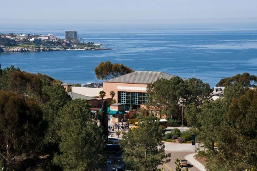 Birch Aquarium at Scripps sits atop a picturesque bluff overlooking the Pacific Ocean.