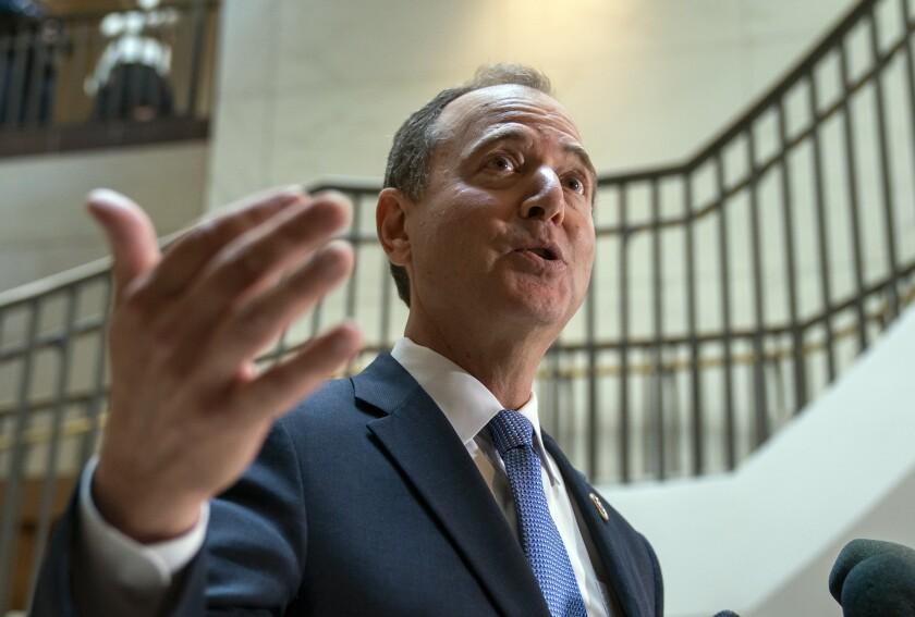 Congress Intelligence Whistleblower