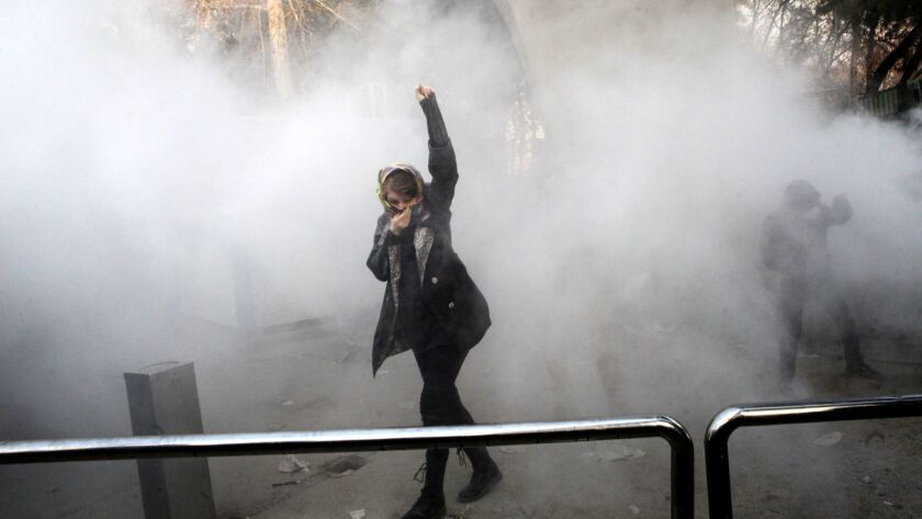 BESTPIX TOPSHOT-IRAN-POLITICS-DEMO