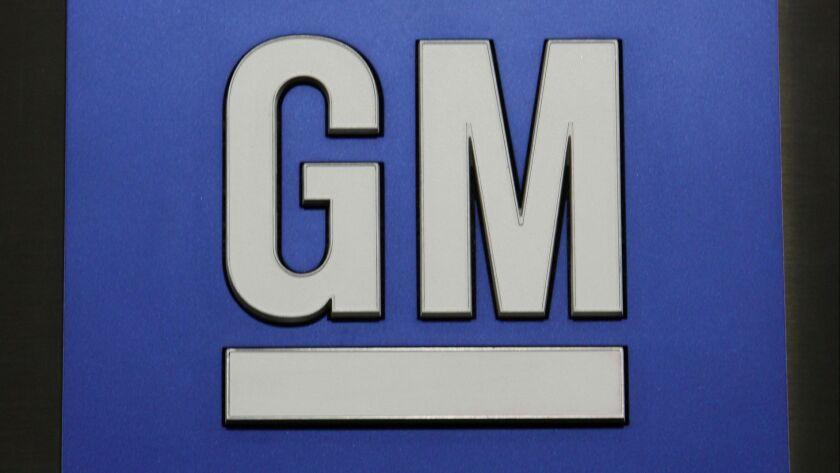 GM, General Motors Co.