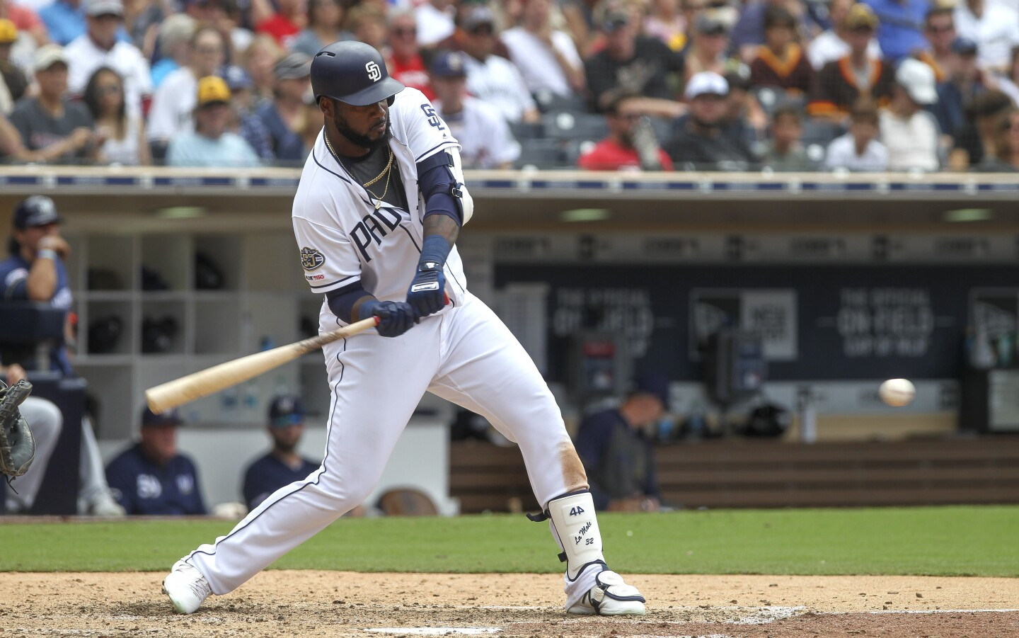 Padres vs. Brewers 06/19/19