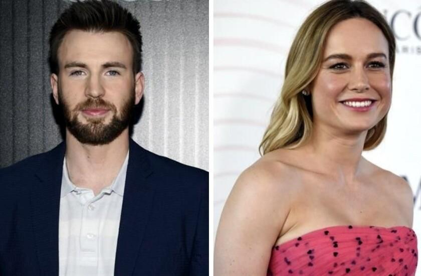 Evans y Larson serán presentadores en los Oscar.