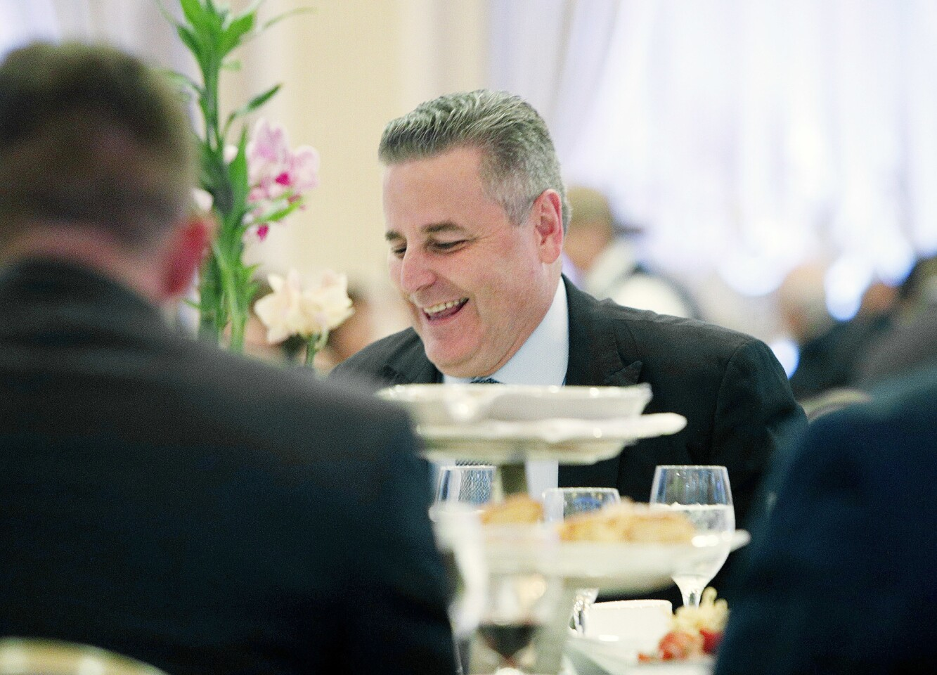 Photo Gallery: Retirement dinner for Glendale Fire Chief Greg Fish