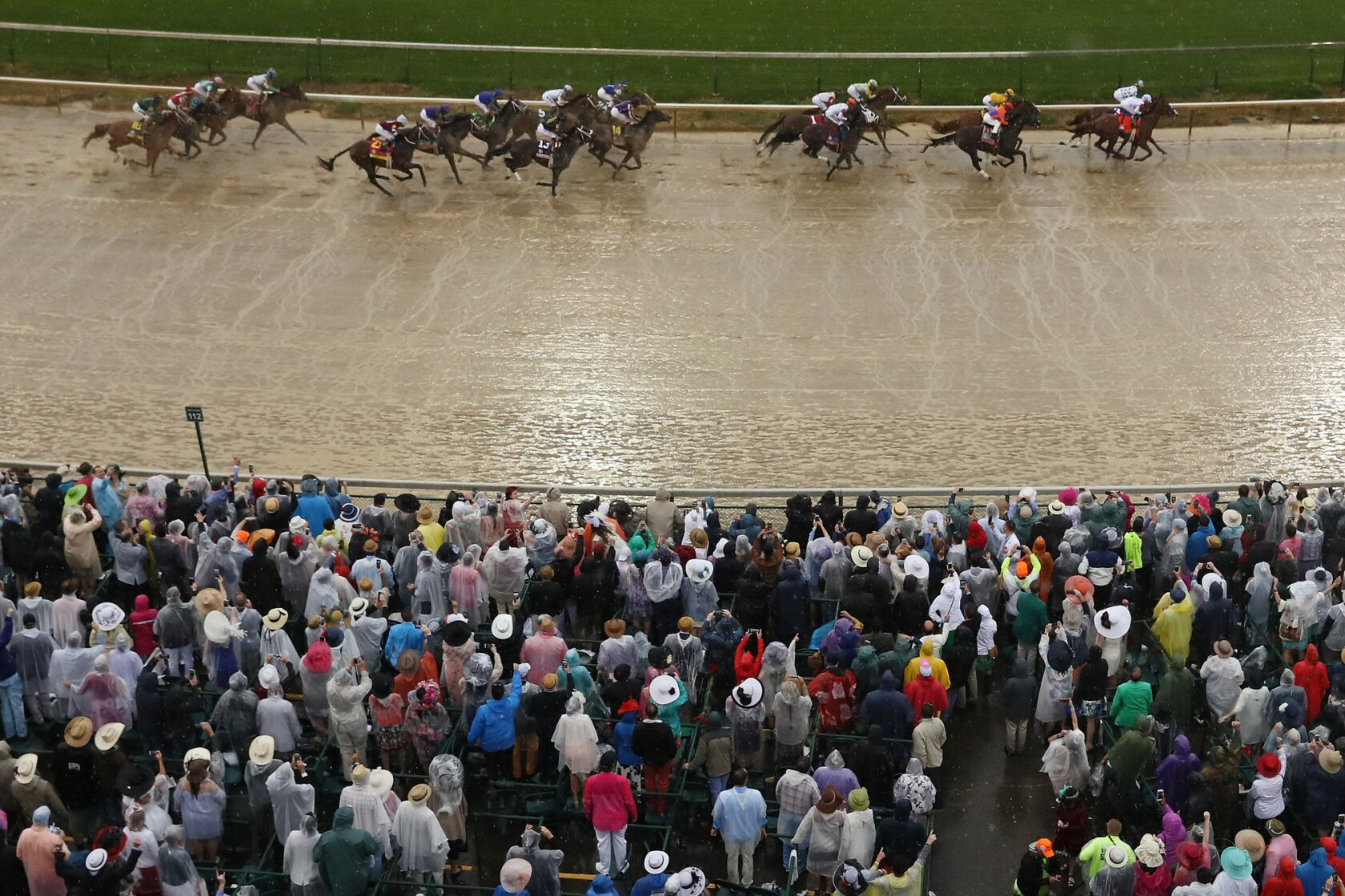 It's just a photo of Canny Printable Kentucky Derby Field