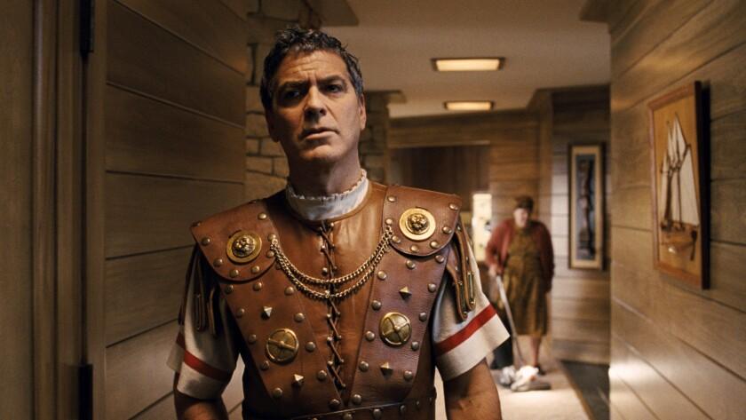 "George Clooney portrays Baird Whitlock in ""Hail, Caesar!"""