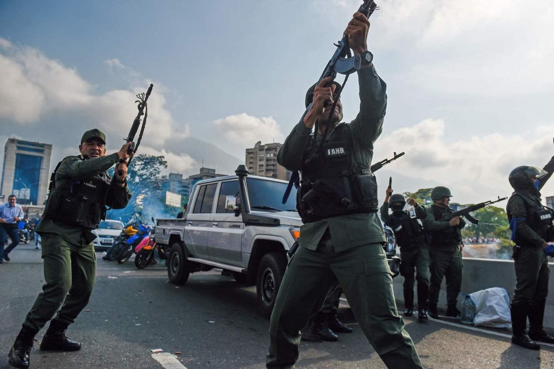 Unrest in Venezuela