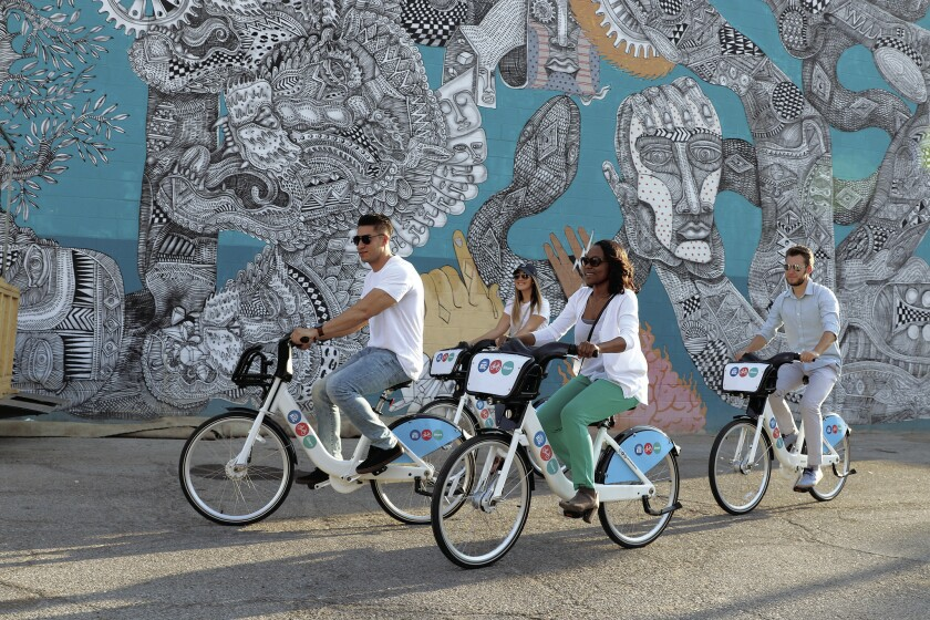 vegas bike share