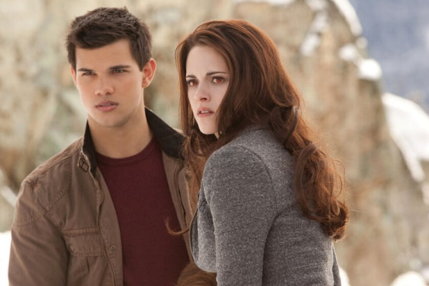 Final 'Twilight' film grosses $30.4 million in late-night shows