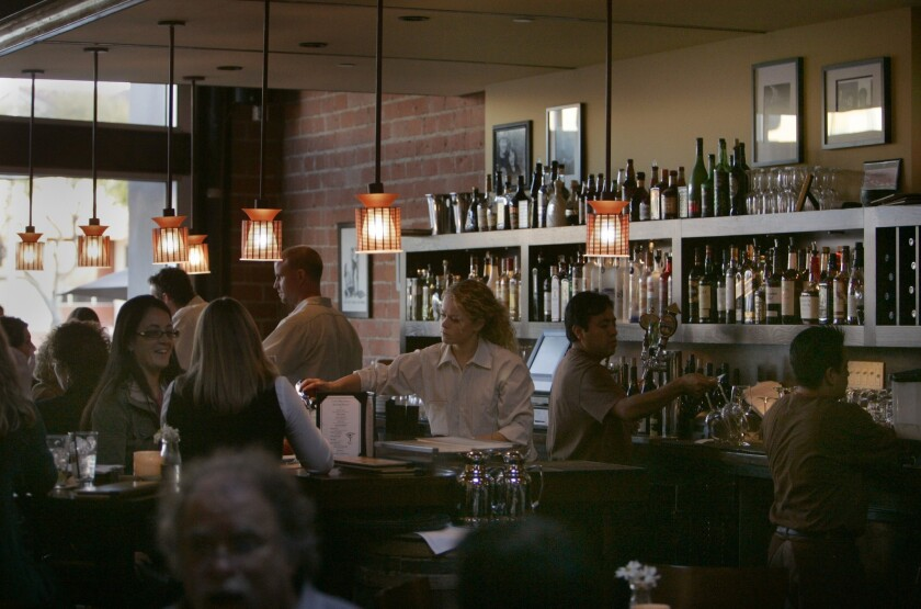 Akasha Richmond of Akasha Restaurant has taken over the Ford's Filling Station space and plans to open an Indian restaurant some time next Spring.