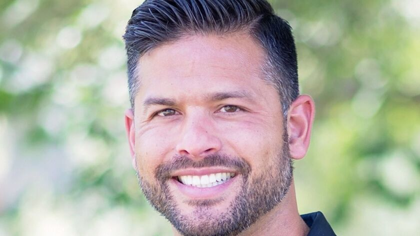 Ramona Fitness owner Peter San Nicolas is one of eight local fitness centers to sue the state, county for COVID-19 limits.