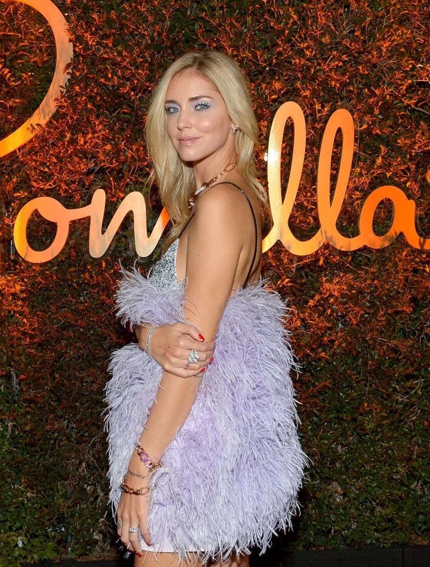 Pomellato Celebrates Beverly Hills Store Opening With Chiara Ferragni