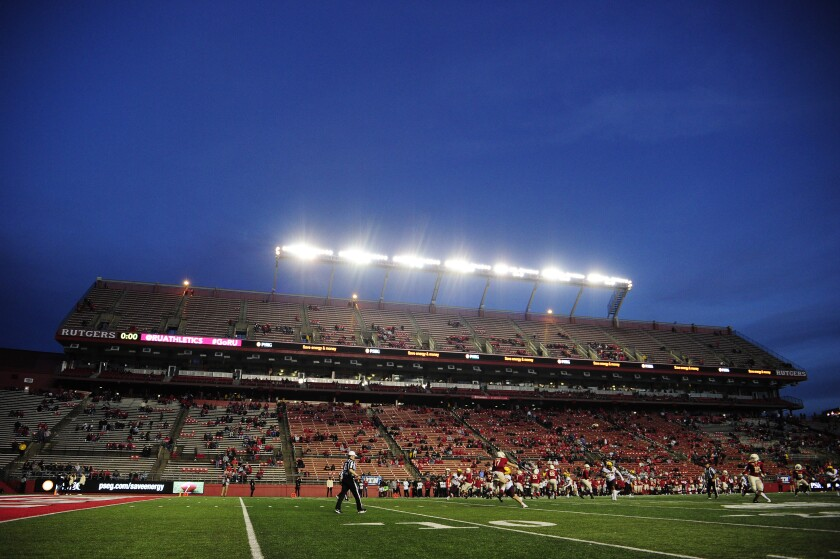Minnesota Rutgers Football