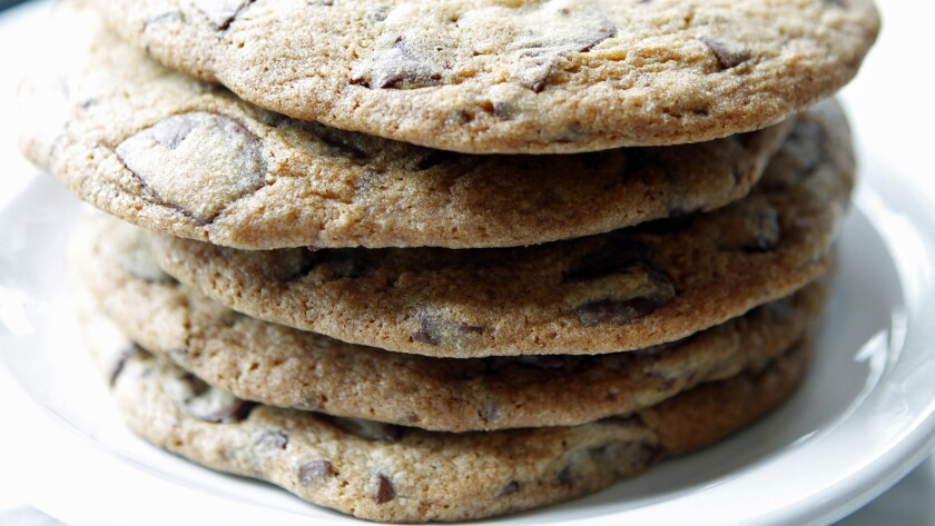 Recipe: Chocolate chip cookies from Joan's on Third