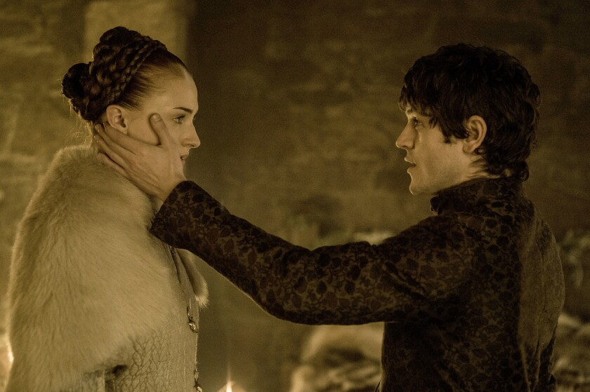 """A scene from the HBO show """"Game of Thrones."""""""