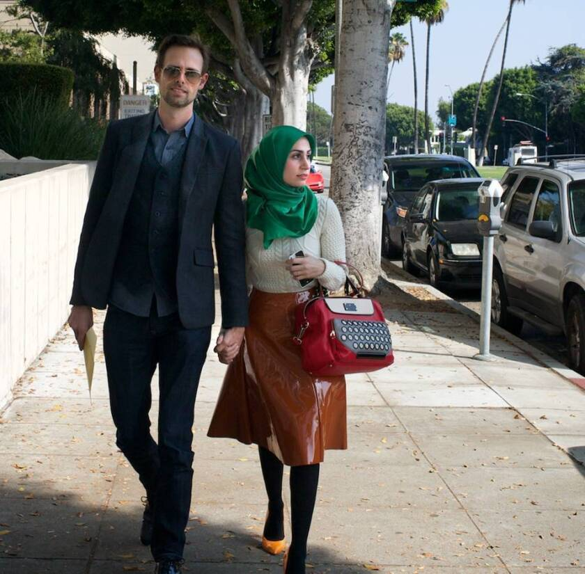 Ransom Riggs and Tahereh Mafi are bestselling authors of young adult novels and married in 2013. They each have new books coming out in early 2014.