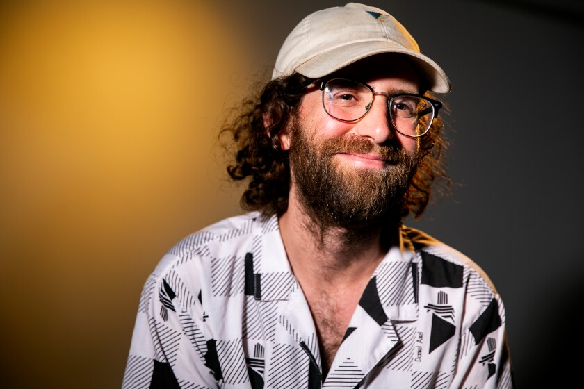 Comedian, writer and actor Kyle Mooney grew up in Scripps Ranch.