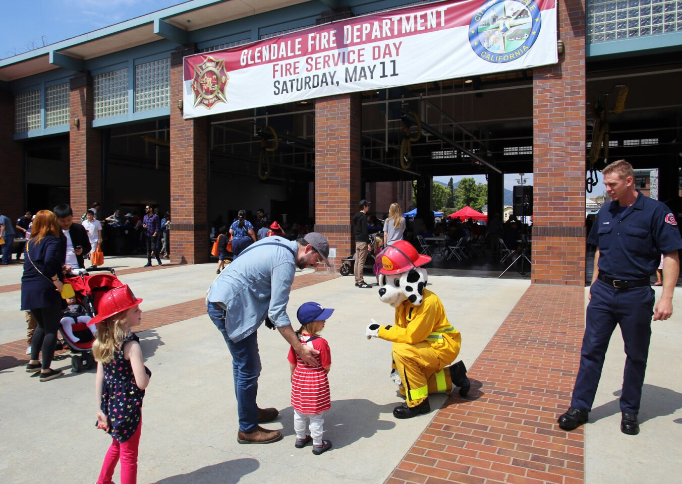 Photo Gallery: Glendale Fire Service Day 2019