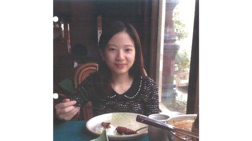 Ling Nie died in an Orange County hospital afterr her doctor allegedly abandoned her amid complications after her C-section.