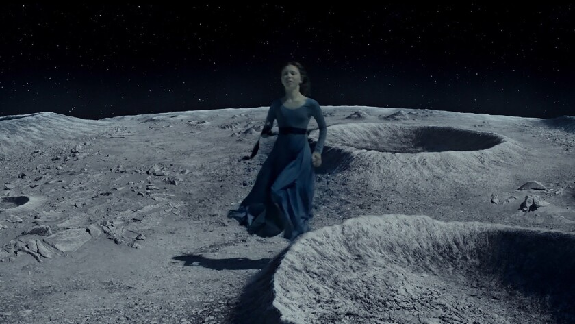 "Isabella Blake-Thomas in the movie ""Kepler's Dream."""