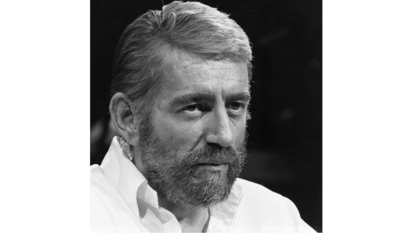"""Songwriter Rod McKuen, whose compositions include the Oscar-nominated song """"Jean"""" for the 1969 film """"The Prime of Miss Jean Brodie,"""" died Thursday. He was 81."""